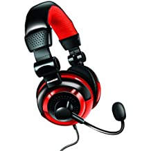 DreamGEAR Universal Elite Amplified, Wired Stereo Gaming Headset - PS4, XBOX One, PS3, XBOX 360, WiiU, and PC