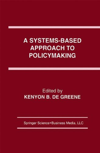 A Systems-Based Approach to Policymaking PDF