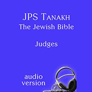 The Book of Judges: The JPS Audio Version Audiobook