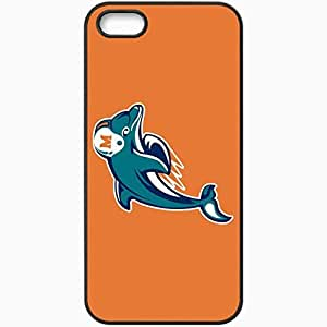 Personalized For HTC One M9 Case Cover Skin 1348 miami dolphins Black