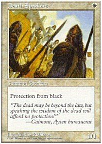 - Death Speakers - Fifth Edition ()
