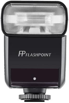 Flashpoint Zoom-Mini TTL R2 Flash with Integrated R2 Radio Transceiver TT350S Sony Mirrorless Cameras