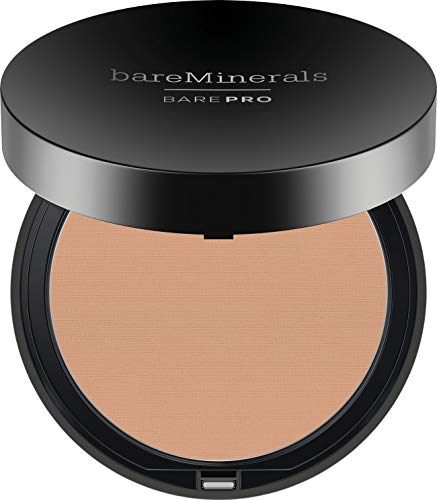 bareMinerals Barepro Performance Wear Powder Foundation, Cool Beige, 0.34 Ounce