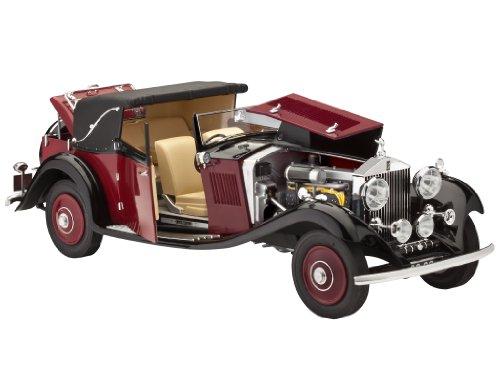 ドイツレベル 1/16 ロールス・ロイス ファントムII 1934 プラモデル
