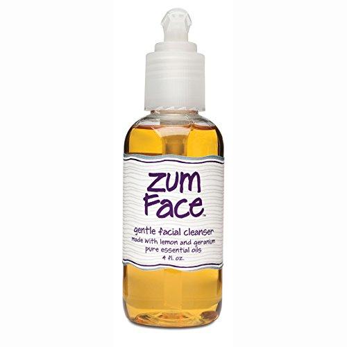 Indigo Wild Zum Face Gentle Facial Cleanser Lemon Geranium