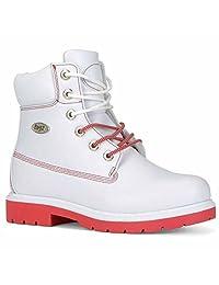 "Lugz Women's Shifter 6 Work Boot"" Black boots 8.5 M"