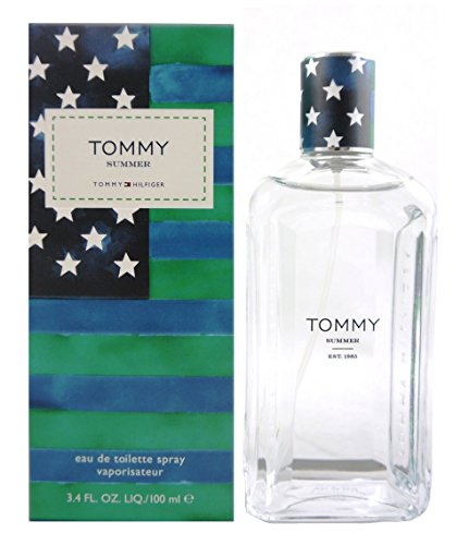 Tommy Hilfiger Tommy Summer Men 2016 Edition Eau de Toilette, 3.4 Fluid Ounce (Cologne Summer Tommy)