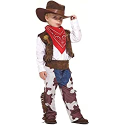 Forum Novelties Cowboy Kid Costume, Small