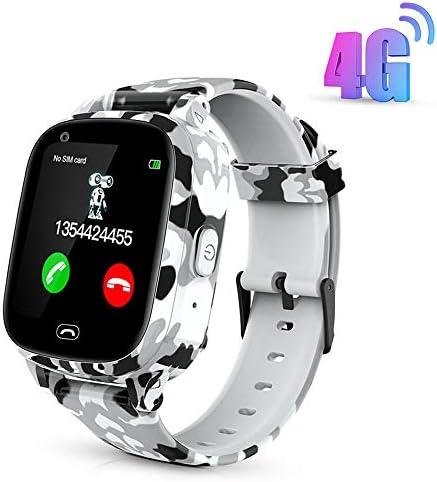 4G Kids Smart Watch WIFI 1.4In Full Touch Screen Camera Vide