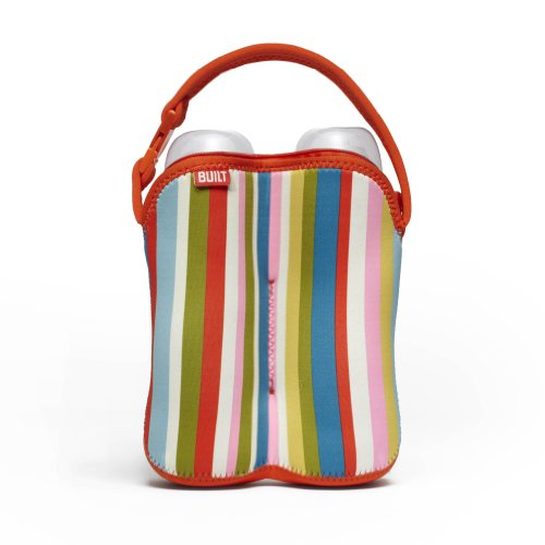 Built Bottle Buddy Tote Stripe