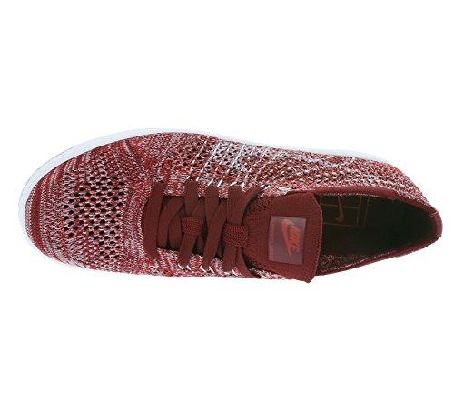 Nike Womens Tennis Classic Ultra Flyknit Running Trainers 833860 Scarpe Da Ginnastica (us 7, Team Rosso Bianco 600)