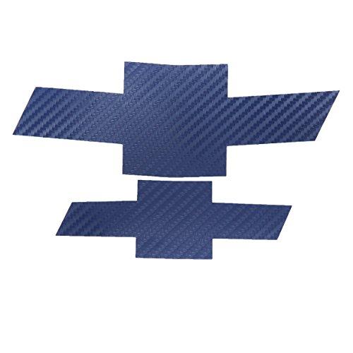 chevrolet emblem blue - 3
