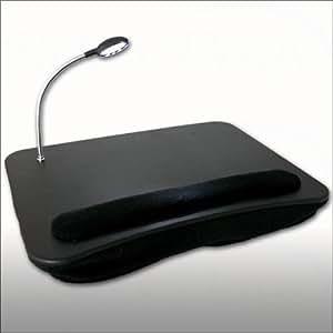 Soporte ordenador portátil con luz versátil