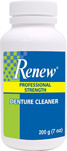 Continental Cleaner - Justi  Renew Denture Cleaner