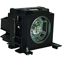 SpArc Bronze Hitachi DT00757 Projector Replacement Lamp with Housing