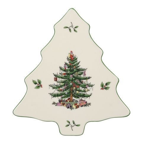 Spode Christmas Tree Trivet Serveware Accessory by Spode