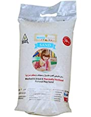 Washed, Dried & Sterilized Play Sand -10 kg - Perfect for Sandbox, Therapy, and Outdoor Use