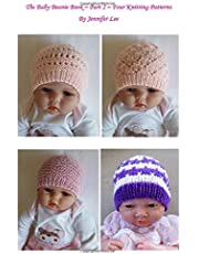 The Baby Beanie Book – Part 2 – Four Knitting Patterns