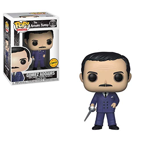 Funko Pop! TV: The Addams Family - Gomez with Rapier Chase Vinyl Figure