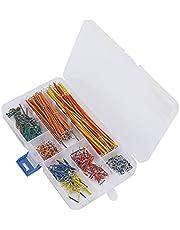 Jumper-draden, 560-delige breadboard-jumperdraden met opbergdoos voor computers voor MP3 voor kaartlezers