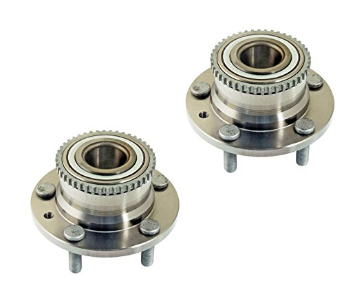 DTA Rear Wheel Bearing & Hub Assembly NT512271 x2 (Pair) Brand New Fit Mazda 6, Ford Fusion, FWD Only