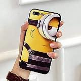 タイプC ミニオンー iphone6plus iphone6splus 対応 ケース シリコン snoopy [並行輸入品]