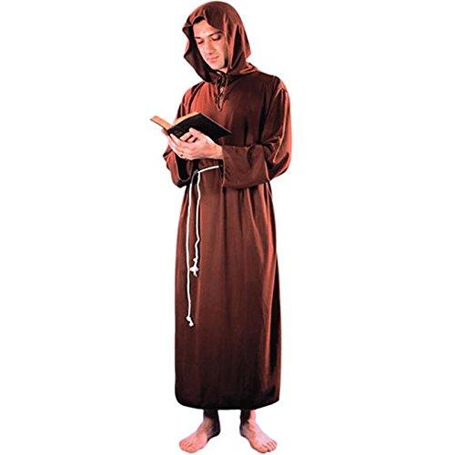 Fyasa Aptafêtes – cs922641 monje disfraz – talla única