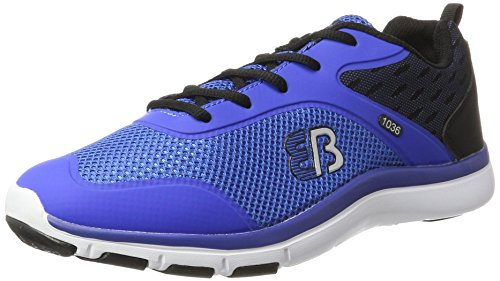 Hommes Bruetting Bleu Sneaker Coucher Du Soleil (bleu / Noir)