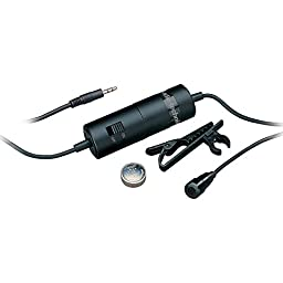 BeyerDynamic DT 770 Pro Closed Dynamic Over-Ear Headphones 32 Ohm (483664) with Audio-Technica Omnidirectional Condenser Lavalier Microphone