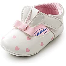 Antheron Baby Sneakers - Infant Boys Girls Non-Slip Soft soled Toddler First Walkers Wing Crib Shoes