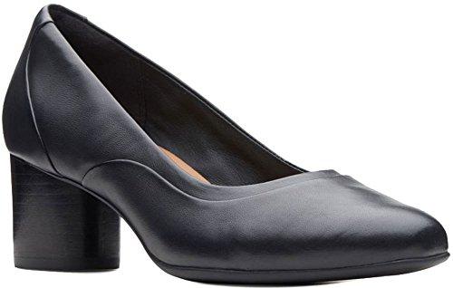 Cosmo Black Step Un Womens Clarks Leather vxIqEUAYwF