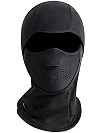 Winter Windproof Fleece Thermal Full Face Motorcycle Ski Mask Balaclava