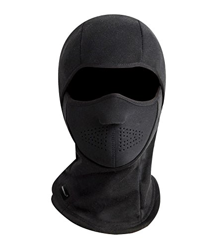 - 414xM4O6o1L - ZERDOCEAN Winter Windproof Fleece Thermal Full Face Motorcycle Ski Mask Balaclava