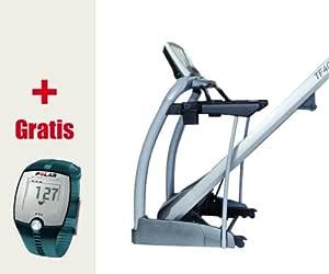 Vision Fitness TF 40 Touch cinta de correr - Incluye FT1 Polar ...