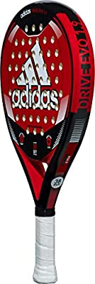 adidas Drive Evo 1.9 Red/Charcoal/White Beginner Padel Racket