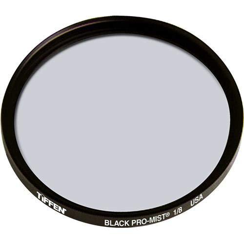 (Tiffen 82bpm18 82mm Black Pro Mist 1/8 Filter)
