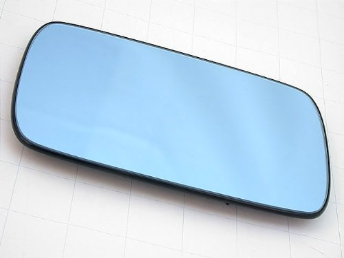 BMW e39 e46 Door Mirror Glass Heated LEFT lh driver side ()