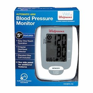 Walgreens Automatic Arm Blood Pressure Monitor