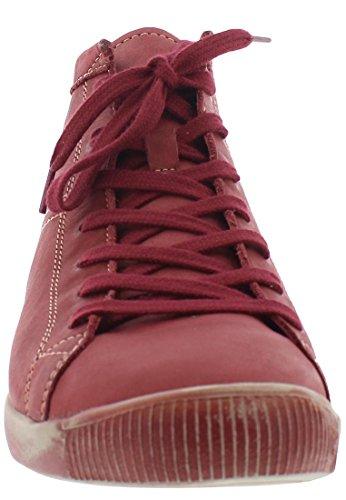 Femmes De Les Softinos Sneaker Hohe Lavés 8QbqW0a1