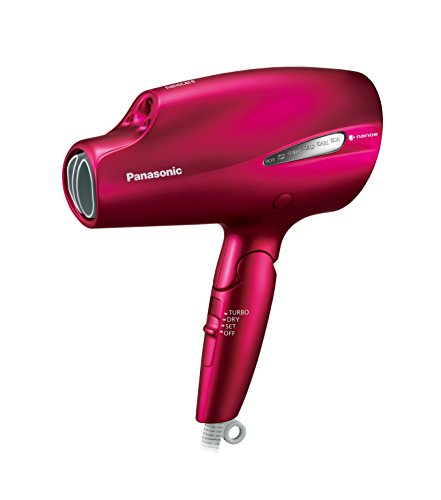 Panasonic hair dryer Nanokea Rouge pink EH-NA99-RP Japan Import-No Warranty