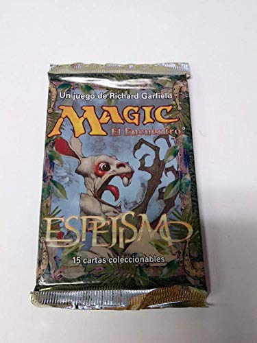Amazon.com: 1996 Magic the Gathering MTG Mirage Booster Pack ...