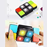 KathShop Music Cube Magic 2018 New Cube Toy Electronic Rubiks Cubes Changeable Intelligent Puzzle with Led Light Anti Stress Cube Puzzle