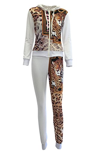 Leopard Print Zipper - 5