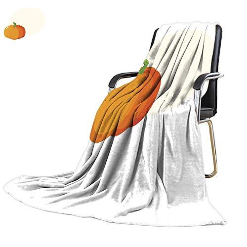 Throw blanketthrow Blanket for couchCute Cartoon Style Pumpkin Halloween Thanksgiving Symbol Decoration element1 63