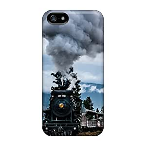 New Fashionable Ryansdouty ZluKqmy103xdzOA Cover Case Specially Made For Iphone 5/5s(old Train 2)