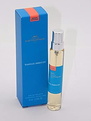 Comptoir Sud Pacifique Vanille Abricot Eau de Toilette, 0.3 Fl Oz