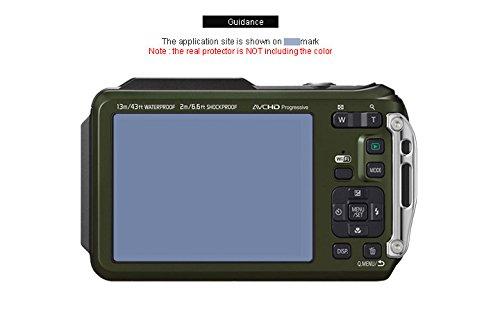 Gilrajavy Bbar Panasonic Ts6 HD Clean Hi Clear Camera Screen Protector Shield Guard Super Ar Anti-Fingerprint 2Pcs