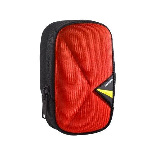 (Vanguard Pampas II 6B RD Mid-Size Weatherproof Sleek Camera Pouch (Red))