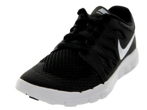 Zapatillas Nike Kids Free 5.0 Negro / Blanco / Antracita