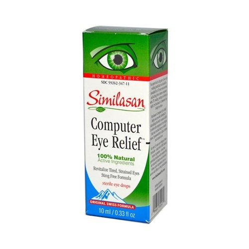 Computer Dégagement oculaire 0,33 Oz En Similasan